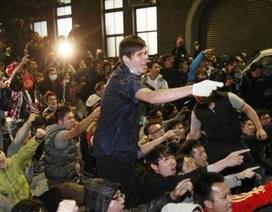 Đài Loan: Sinh viên chiếm trụ sở chính quyền