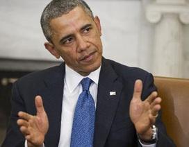 """Obama: Nga """"ở phía sai trái của lịch sử"""""""