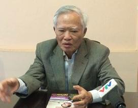 Nguyên Phó Thủ tướng Vũ Khoan: Nghiên cứu Biển Đông mới ở bề nổi