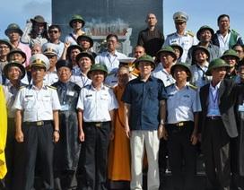 Để kiều bào chứng kiến quyết tâm bảo vệ lãnh thổ của Việt Nam