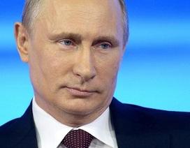 """Kremlin: Thông tin Tổng thống Putin sở hữu 40 tỷ USD là """"lố bịch"""""""