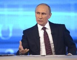 Tổng thống Nga gọi đông nam Ukraine theo tên cũ thời Sa hoàng
