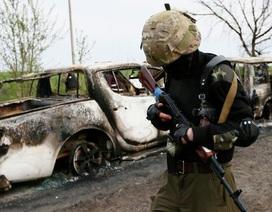 Phe biểu tình đông Ukraine kêu gọi Putin đưa quân can thiệp