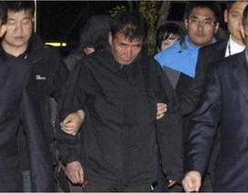 Hàn Quốc phát lệnh bắt thuyền trưởng và 2 thuyền viên vụ chìm phà
