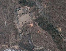 """Ảnh mới """"tố"""" Triều Tiên thử hạt nhân trong vòng vài ngày"""