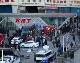 Trung Quốc: Đánh bom nhà ga, 3 người chết, 79 người bị thương