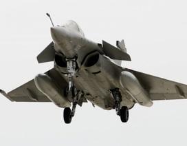 Pháp triển khai chiến đấu cơ khi máy bay dân sự mất liên lạc