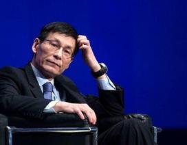 Con trai cựu Thủ tướng Chu Dung Cơ từ chức lãnh đạo ngân hàng Trung Quốc
