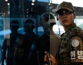 Hàn-Triều đàm phán quân sự cấp cao