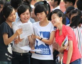 Có trường chỉ duy nhất một học sinh đăng kí thi môn Sử