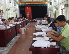 Nghệ An: Hơn 52 nghìn hồ sơ đăng kí dự thi ĐH, CĐ