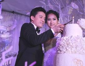 Tiệc cưới lung linh và sang trọng của Lam Trường
