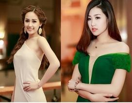 """Hoa hậu Mai Phương Thúy """"khoe sắc"""" bên á hậu Tú Anh"""