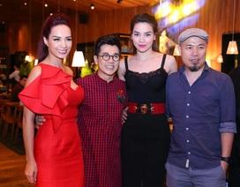Dàn sao Việt xúng xính đi dự tiệc Giáng sinh sớm cùng Thúy Hạnh - Thành Lộc