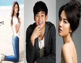 10 ngôi sao nổi tiếng nhất màn ảnh xứ Hàn 2014 là ai?