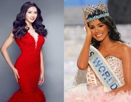 Hoa hậu thế giới sắp đến Việt Nam làm giám khảo