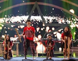 Giám khảo Vietnam's Got Talent rơi nước mắt vì nhóm 4 chị em