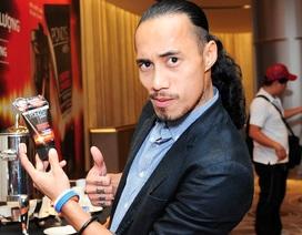 Rocker Phạm Anh Khoa đẹp da nhờ cà phê?