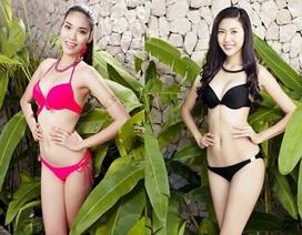 Lan Khuê, Thúy Vân - Ai sẽ đại diện Việt Nam tại Hoa hậu thế giới 2015?