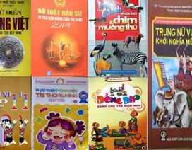 Sách rác đang làm bẩn môi trường văn hóa đọc?