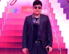 Quang Lê bị mất điện thoại khi đi làm giám khảo