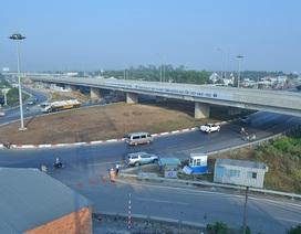 Cao tốc hiện đại nhất Việt Nam sẵn sàng trước ngày thông xe