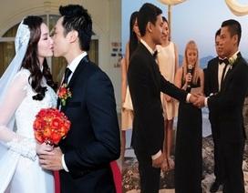 Những đám cưới rình rang của showbiz Việt đầu xuân 2015