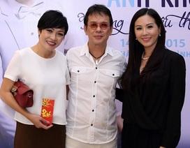 Hoa hậu Thu Hoài trẻ đẹp bên ca sĩ Phương Thanh