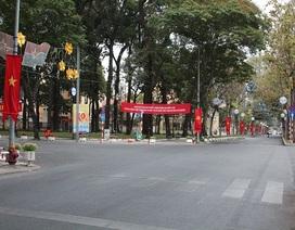 """Sài Gòn """"say ngủ"""" trong sáng Xuân đầu năm"""