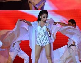 Hát live quá hay, Giang Hồng Ngọc bị giám khảo tưởng nhầm hát nhép