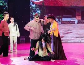 Chi Pu lấy nước mắt khán giả khi hóa thân người phụ nữ thời phong kiến