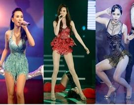 10 sao nữ có phong cách gợi cảm trên sân khấu nhạc Việt