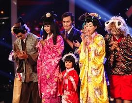 """Cô bé Tiểu hồ ly """"nghẹt thở"""" tiến vào chung kết Vietnam's got talent"""