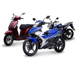 Mua xe cao cấp Yamaha trả góp với lãi suất thấp
