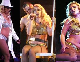 Bí quyết đằng sau thân hình bốc lửa của Britney Spears