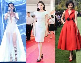 Top 10 sao Việt đẹp nhất tuần qua