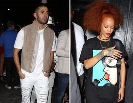 Rihanna và bạn trai tiệc tùng thâu đêm ở Hollywood