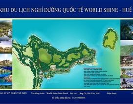 """Huế, Đà Nẵng """"cãi lý"""" quanh dự án du lịch triệu đô trên núi Hải Vân"""