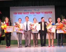Tôn vinh 200 người hiến thận tại BV Trung ương Huế