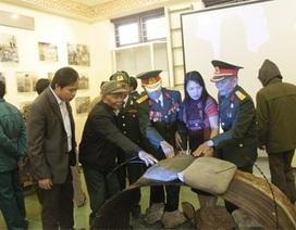 """Khánh thành nhà trưng bày kỷ vật trên """"Đồi thịt băm"""""""