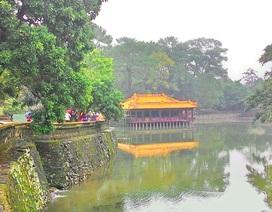 Năm 2015 - Trùng tu lớn nhất trong lịch sử bảo tồn di tích Huế