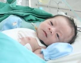 Cứu sống trẻ sơ sinh mắc bệnh tim hiếm gặp