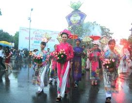 Nhiều chương trình hấp dẫn tại Festival nghề truyền thống Huế 2015