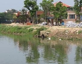 TP Huế: Tạm dừng thi công dự án bên sông An Cựu gây bức xúc dân