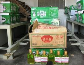 Thu giữ hơn 1.700 chai dầu tràm không rõ nguồn gốc