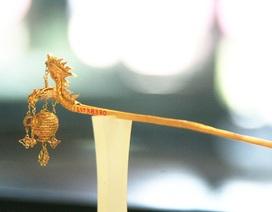 Tinh xảo trang sức cổ Việt Nam