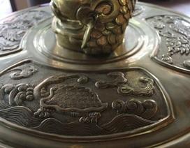 Chiêm ngưỡng sản phẩm tinh xảo từ làng nghề đúc đồng cổ Việt Nam