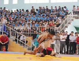 Khai mạc giải vô địch vật dân tộc toàn quốc lần thứ XIX