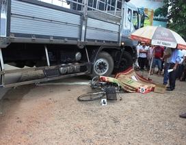 Người phụ nữ đi buôn gạo bị xe tông chết thảm
