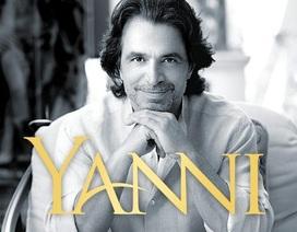 Nhà soạn nhạc nổi tiếng thế giới Yanni sẽ biểu diễn tại Festival Huế 2016